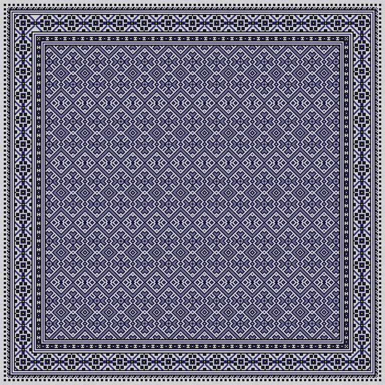 ALSUNGA. 60x60cm