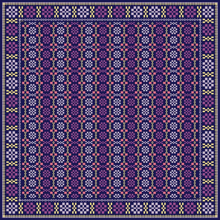Ziedu lakats.80x80cm
